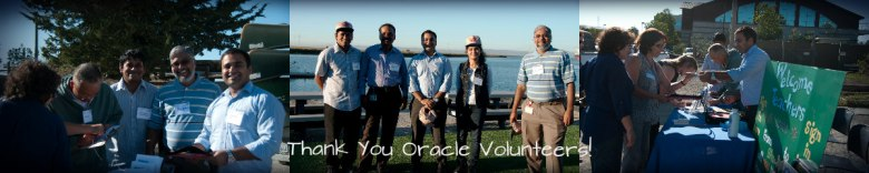 Oracle Volunteers