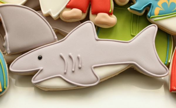 Simple-Shark-Cookies