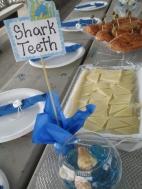 """Shark Teeth """"Cheese"""""""