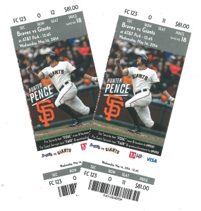 Giants Tickets