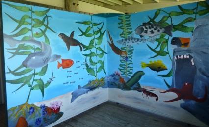 Kelp Mural