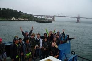 Boat GG bridge